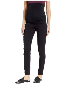 Джинси Signature by Levi Strauss & Co. Gold Label Maternity Skinny Jeans Black, XL (50) (10190371)