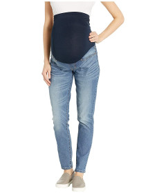 Джинси Signature by Levi Strauss & Co. Gold Label Maternity Skinny Jeans Blue, L (48) (10190387)