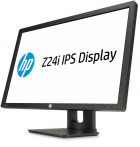 "Монитор 24"" HP Z24i (1920x1200), IPS LED, Class A, black, (D7P53A4) БУ - зображення 2"