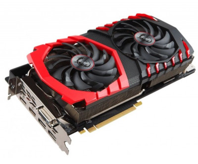 Відеокарта MSI GeForce GTX 1080 TI GAMING X 11G
