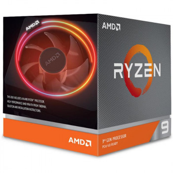 Процессор AMD Ryzen 9 3900XT (3.8GHz 64MB 105W AM4) Box (100-100000277WOF)