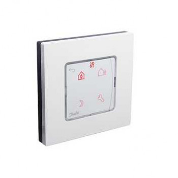 Автоматика Danfoss Icon Programm In-wall 230V програм.терм.