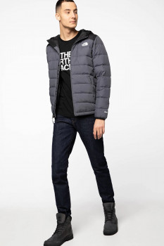 Куртка The North Face NF00CYG91741 Сіра з чорним