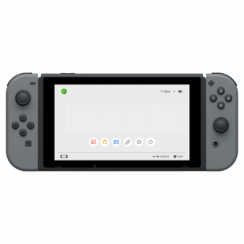 Приставка Nintendo Switch HAC-001-01 Gray