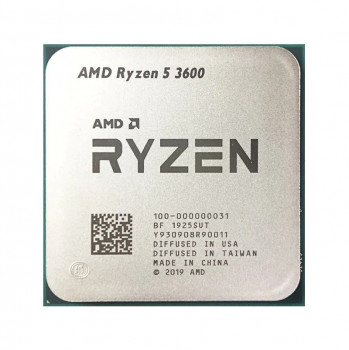 AMD Ryzen 5 3600 3.6-4.2 GHz (100-000000031) AM4 TRAY