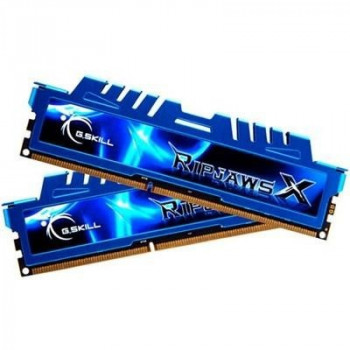 Оперативная память G.Skill DDR3-2400 16384MB PC3-19200 (Kit of 2x8192) Ripjaws X series (F3-2400C11D-16GXM)