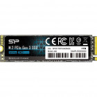 Silicon Power P34A60 1TB NVMe M. 2 2280 PCIe 3.0 x4 3D NAND TLC (SP001TBP34A60M28)