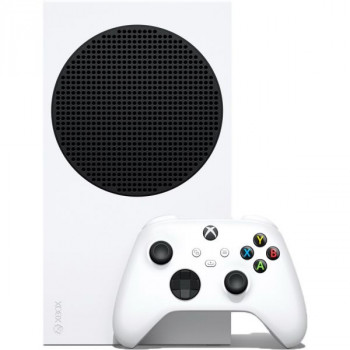 Microsoft Xbox Series S 512Gb + дод. Wireless Controller with Bluetooth (Robot White)