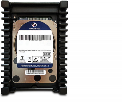 "Накопитель HDD 3.5"" SATA 750GB Mediamax 10000rpm 64MB (WL750GSA64RA100B) - Refubrished"