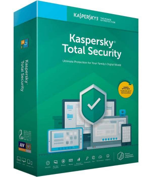Антивирус Kaspersky Total Security Multi-Device (1 ПК/2 ГОДА) ESD (KL1949OCADSESD)