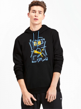 Худі Puma OM DNA Hoody 75607401 Black