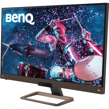 Монитор BENQ EW3280U Metallic Brown-Black (9H.LJ2LA.TBE)