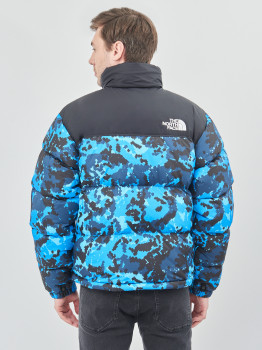 Куртка The North Face NF0A3C8DTPZ1 Синя з чорним