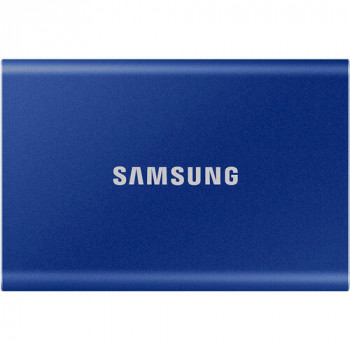Внешний SSD накопитель SAMSUNG T7 1TB USB 3.2 GEN.2 BLUE (MU-PC1T0H/WW)