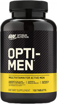 Витамины Optimum Nutrition Opti-Men 150 таблеток (748927052275)