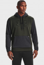 Мужское худи AF Textured Big Logo Under Armour XL 1360717-310 - зображення 1