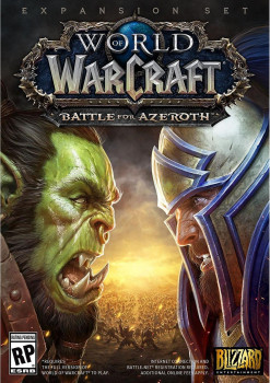 World of Warcraft: Battle for Azeroth Blizzard карта