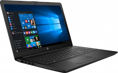 Ноутбук HP Notebook 15-db1120ur (8KM09EA) Black Mesh
