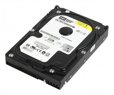 HDD WD 80GB 7200RPM 3.5 INCHES HARD DRIVE (WD800BB-23JHC0) Refurbished
