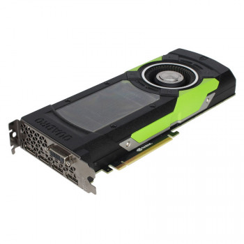 Відеокарта Nvidia NVIDIA QUADRO M6000 12GB GDDR5 PCIE 3.0 X16 GRAPHICS CARD (L2K02AA) Refurbished