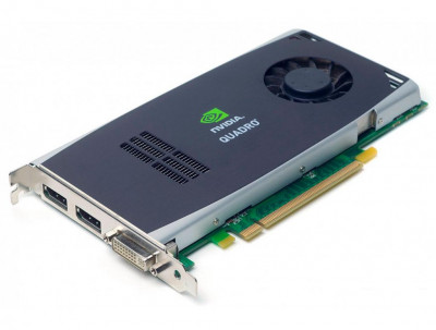 Видеокарта HPE HPE nVIDIA QuadRO FX 1800 GRAPHICS Card (030-2377-001) Refurbished