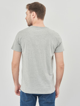 Футболка Superdry M1010304A-07Q Grey Marl