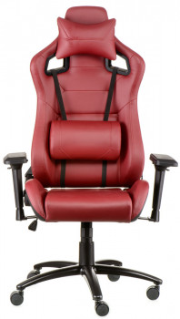 Крісло Special4You ExtremeRace Black/Deep Red (E2905)