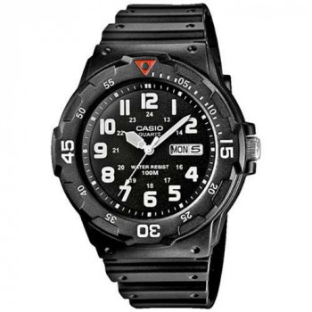 Годинник наручний Casio Collection CsCllctnMRW-200H-1BVEG