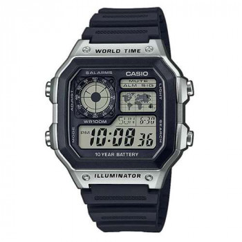 Годинник наручний Casio Collection CsCllctnAE-1200WH-1CVEF