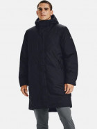 Парка Under Armour Insulated Bench Coat 1355850-001 XXL Чорна (194511148044)