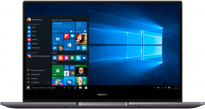 Ноутбук Huawei MateBook D 14 (53010XJD) Space Gray
