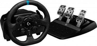 Руль Logitech G923 for PS4 and PC Black (941-000149)