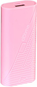 УМБ Optima OPB-4 4000 mAh Pink (OPT-OPB-4PNK)