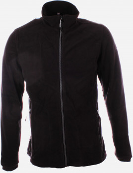 Спортивна кофта Northland Lucano Fleece Jacke 093441 Чорна