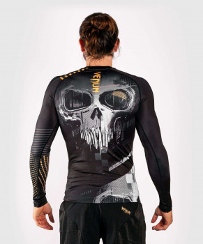 Рашгард Venum Skull Rashguard Long sleeves