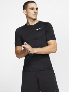 Рашгард Nike M Np Top Ss Tight BV5631-010 S (193151951489)