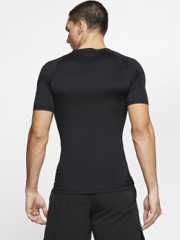 Рашгард Nike M Np Top Ss Tight BV5631-010