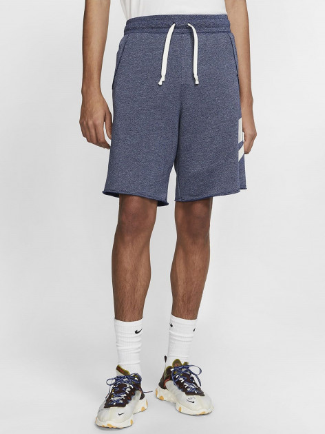 Спортивные шорты Nike M Nsw Spe Short Ft Alumni AR2375-494 M (193154841251) - изображение 1