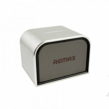 Портативная Bluetooth колонка Remax RB-M8 Mini silver