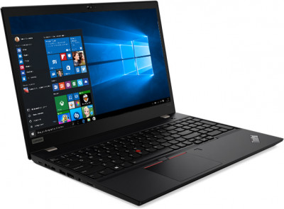 Ноутбук Lenovo ThinkPad P15s Gen 1 (20T4000JRT) Black