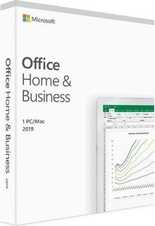 Офисное приложение Microsoft Office Home and Business 2019 (32/64-bit Ukrainian) BOX PKC (T5D-03278)