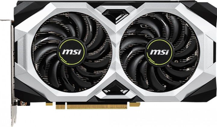 MSI PCI-Ex GeForce GTX 1660 Super Ventus OC 6GB GDDR6 (192bit) (1815/14000) (HDMI, 3 x DisplayPort) (GTX 1660 SUPER VENTUS OC) - зображення 1