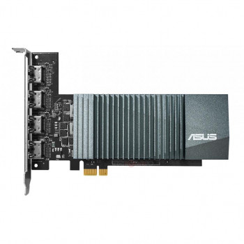 Видеокарта ASUS GeForce GT710 2048Mb Silent 4*HDMI (GT710-4H-SL-2GD5)