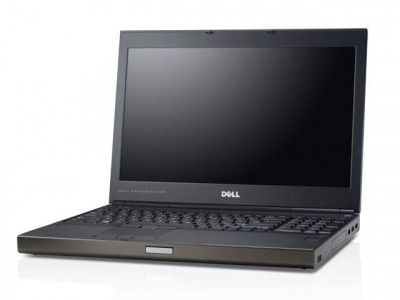 Б/в Ноутбук Dell Precision M4700 Intel Core i7-3740QM/20 Гб/500 Гб/Клас B