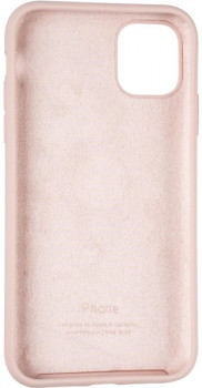 Панель Krazi Full Soft Case для Apple iPhone 11 Pink Sand (2099900805714)