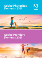 Adobe Photoshop Elements і Premiere Elements 2021 (безстрокова ліцензія) Multiple Platforms International English AOO License TLP 1 ліцензія 1 ПК (65313026AD01A00) - зображення 1