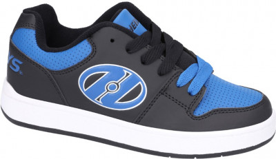 Роликові кросівки Heelys Cement 1-Wheel HES10194 Black/Royal/Silver