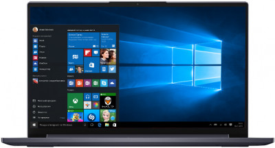 Ноутбук Lenovo Yoga Slim 7 15IIL05 (82AA004ERA) Slate Grey