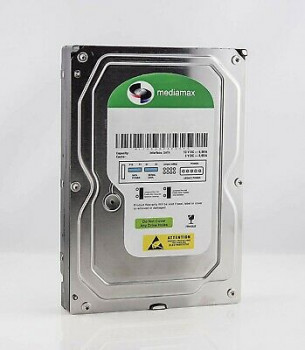 "Накопитель HDD 3.5"" SATA 500GB Mediamax 5400rpm 64MB (WL500GSA6454G) - Refubrished"