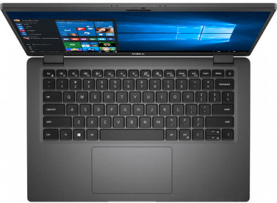 Ноутбук Dell Latitude 7410 (N010L741014EMEA-08) Black